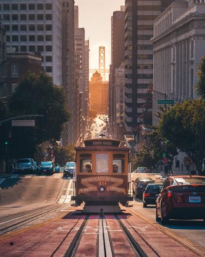サンフランシスコのケーブルカーの乗り方をチェック!チケット料金についても!
