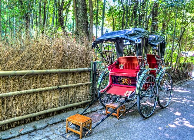 京都の人力車で値段が安いおすすめは?観光客に人気のルートや楽しみ方も紹介