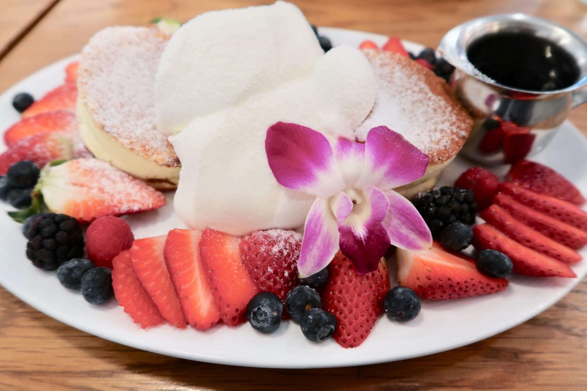クリームポットのふわふわパンケーキが絶品!ハワイの人気カフェを紹介!