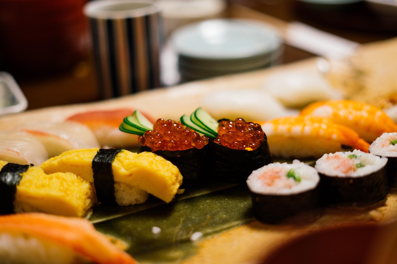 鮨尚充は予約が取りにくい中目黒の名店!極上ウニの食べ比べが魅力的!