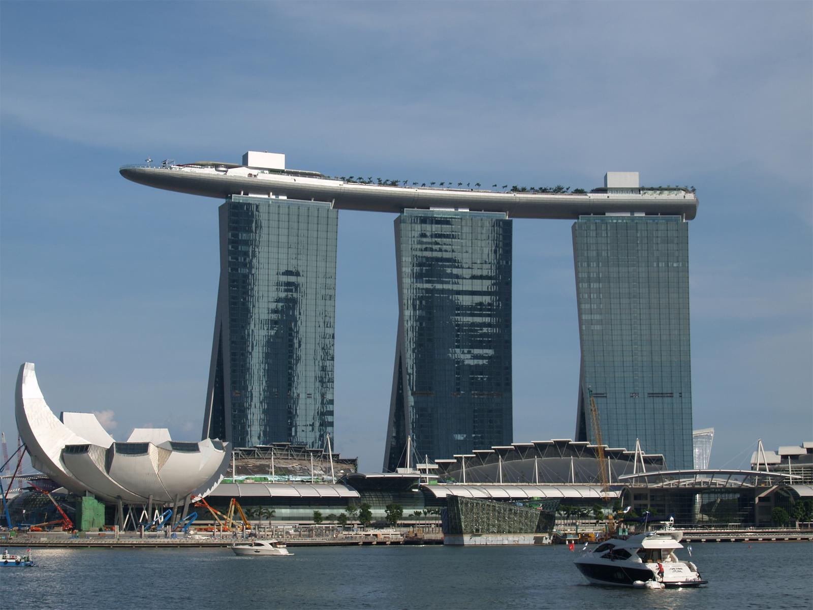 シンガポールの雨季を楽しむ!おすすめの観光情報や気温・服装をチェック!