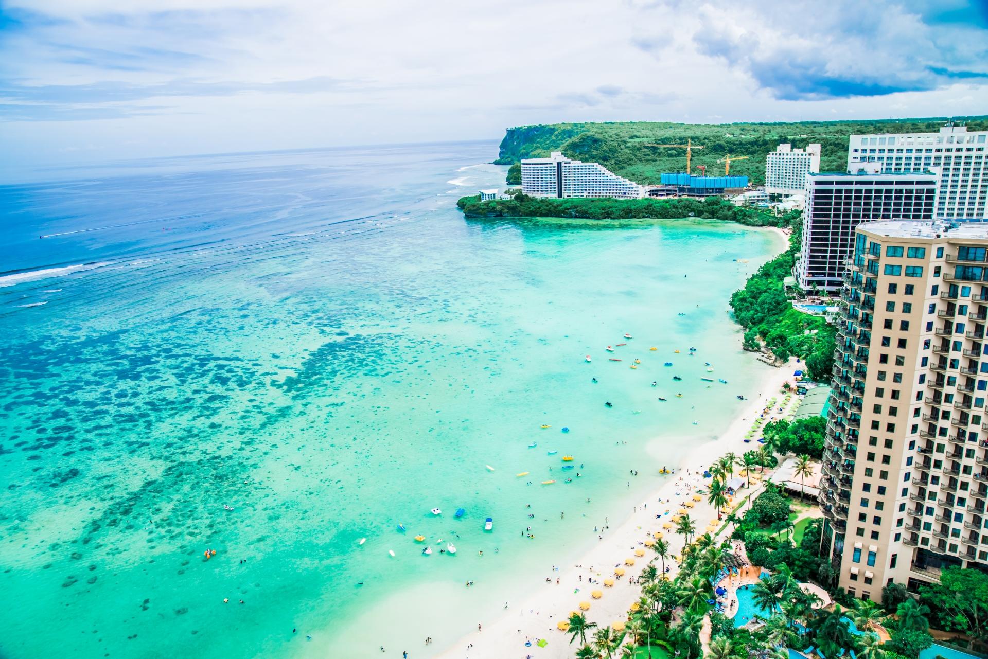 グアム旅行を2泊3日で楽しもう!おすすめモデルプランや予算をチェック!