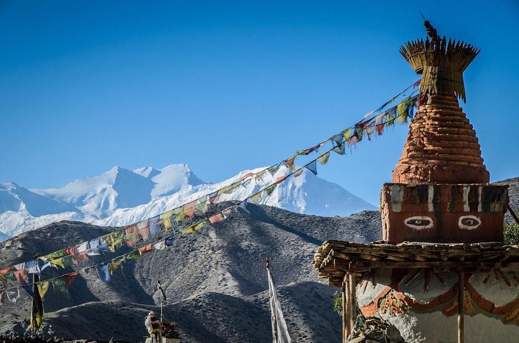 ムスタン王国はネパールの秘境!自然豊かな観光スポット満載の国!