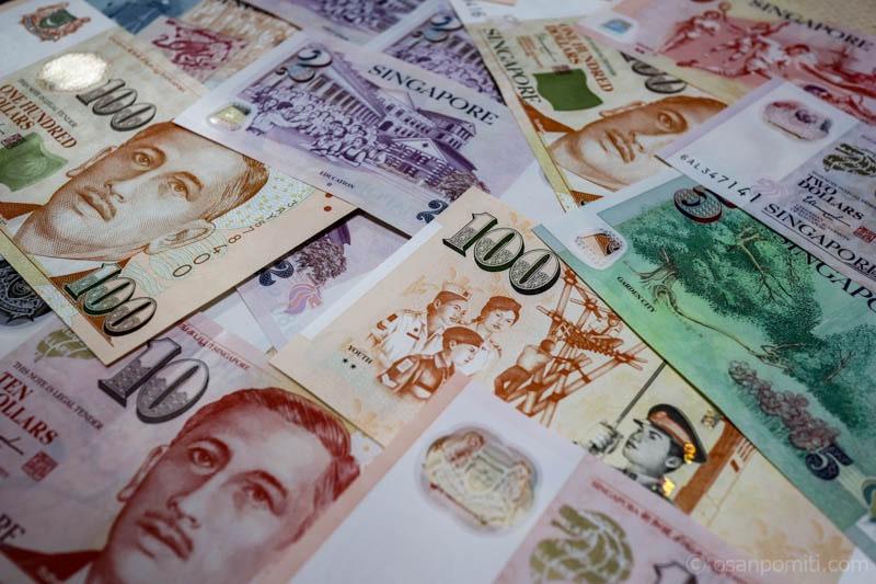 シンガポールの両替情報まとめ!おすすめの場所やレート・手数料も確認!