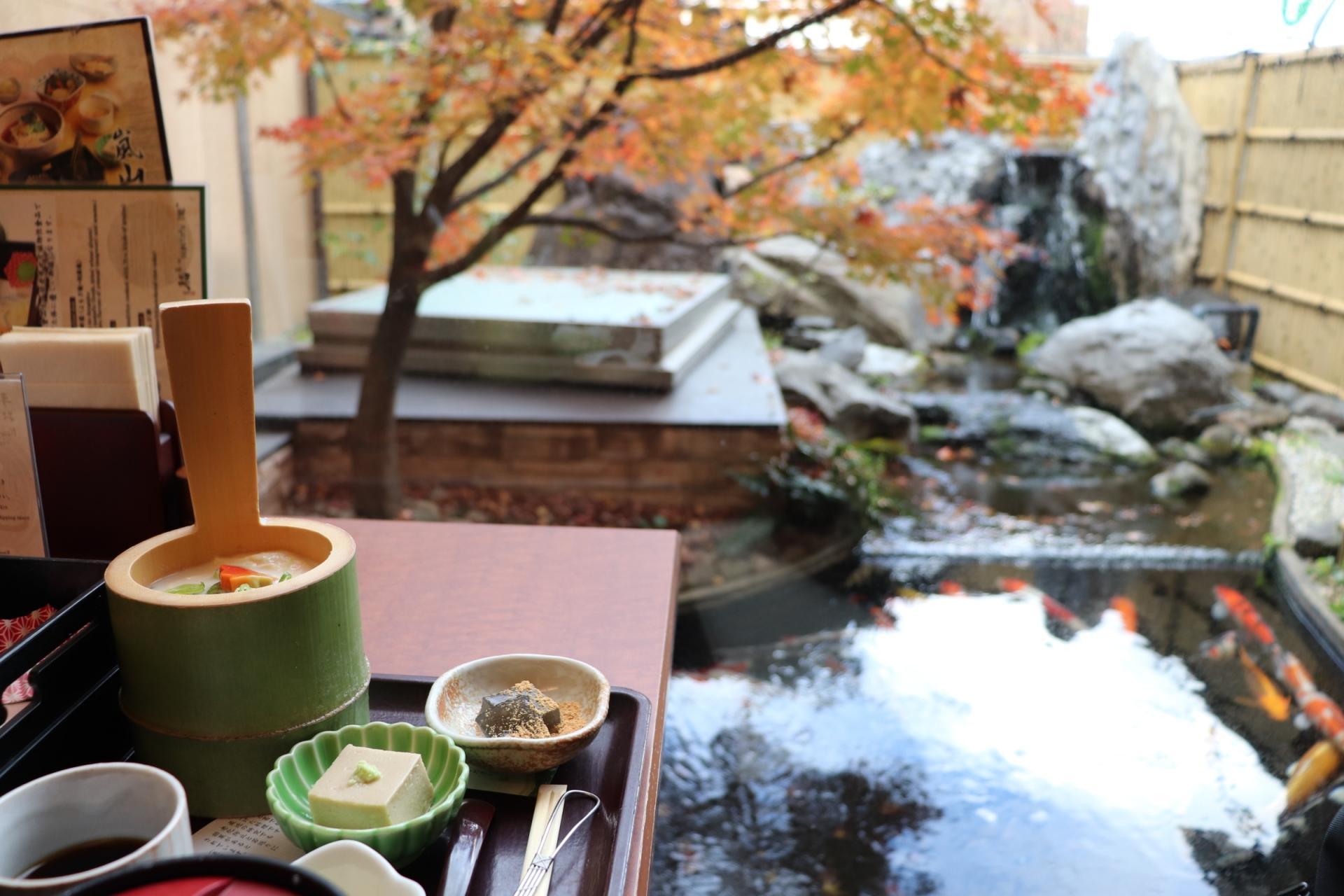 嵐山のディナーおすすめ13選!安いところや誕生日にぴったりの個室も!