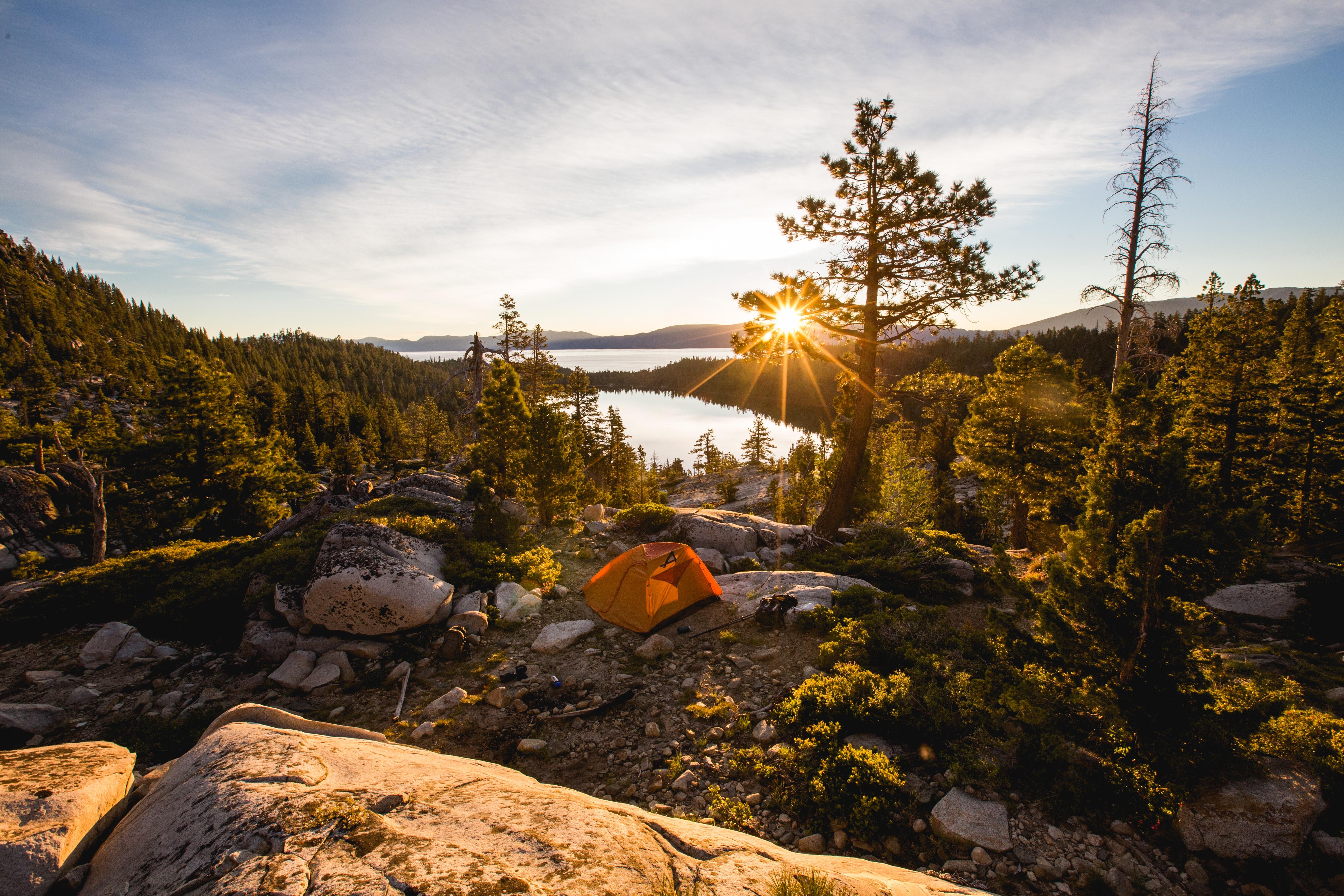 つくばねオートキャンプ場で自然を楽しもう!充実した周辺施設もご紹介!
