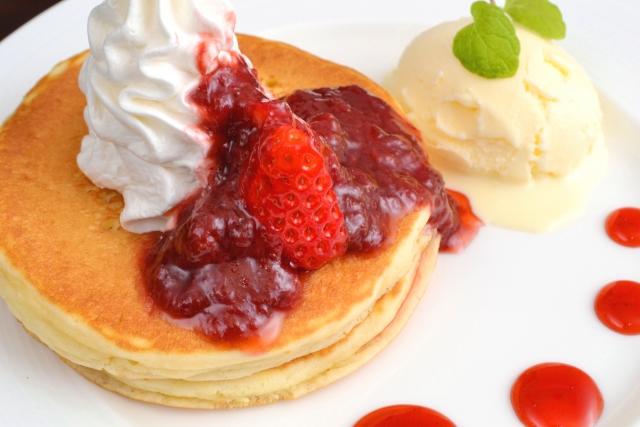 マテリアルカフェはパンケーキが人気!その他おすすめメニューもご紹介!