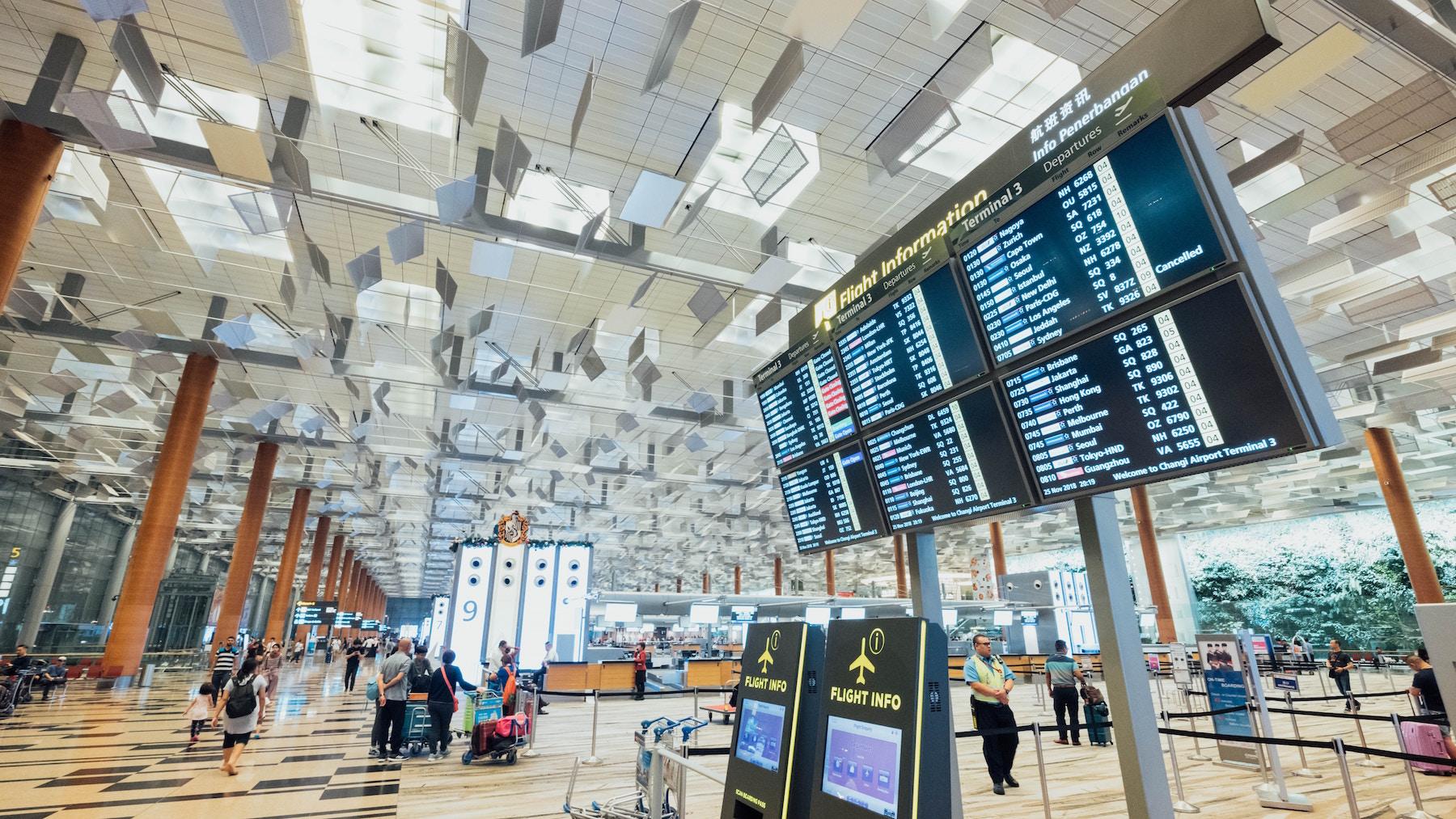 ケアンズ国際空港を利用しよう!免税店やWi-Fi・市内へのアクセスも調査!