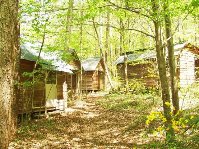 穂別キャンプ場で自然を満喫しよう!快適なバンガローは初心者にもおすすめ!