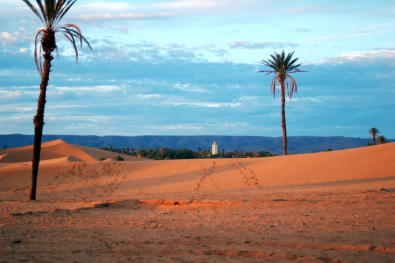 モロッコの時差は日本と何時間?旅行ではサマータイムやラマダンに注意!