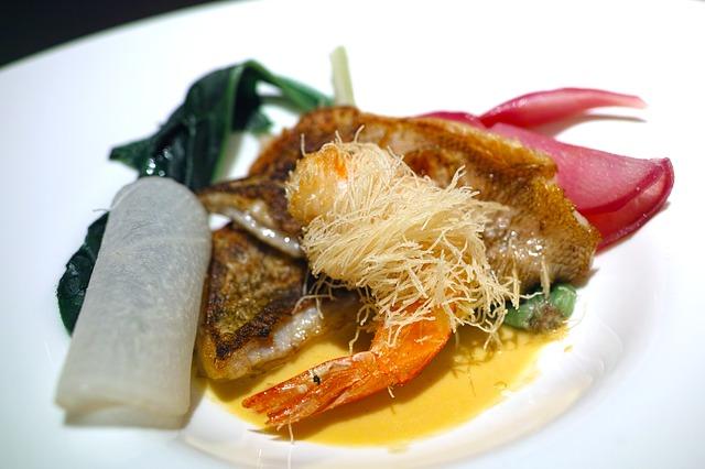 ガストロノミー ジョエル・ロブションは人気レストラン!贅沢なひと時を過ごそう