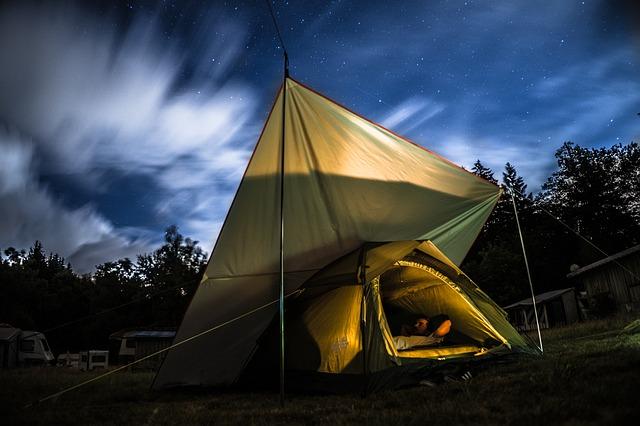 大野路ファミリーキャンプ場は美しい景色が魅力!設備や周辺施設も紹介!