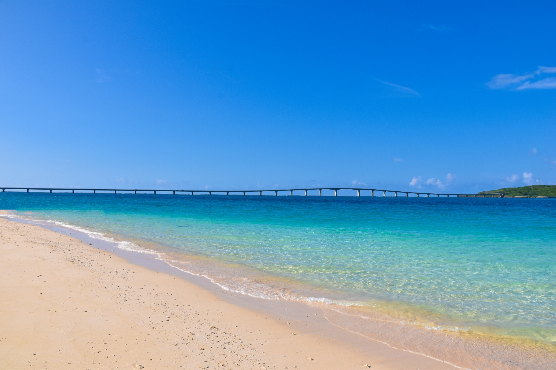 渡口の浜は白い砂浜が人気!伊良部島のおすすめビーチを紹介!