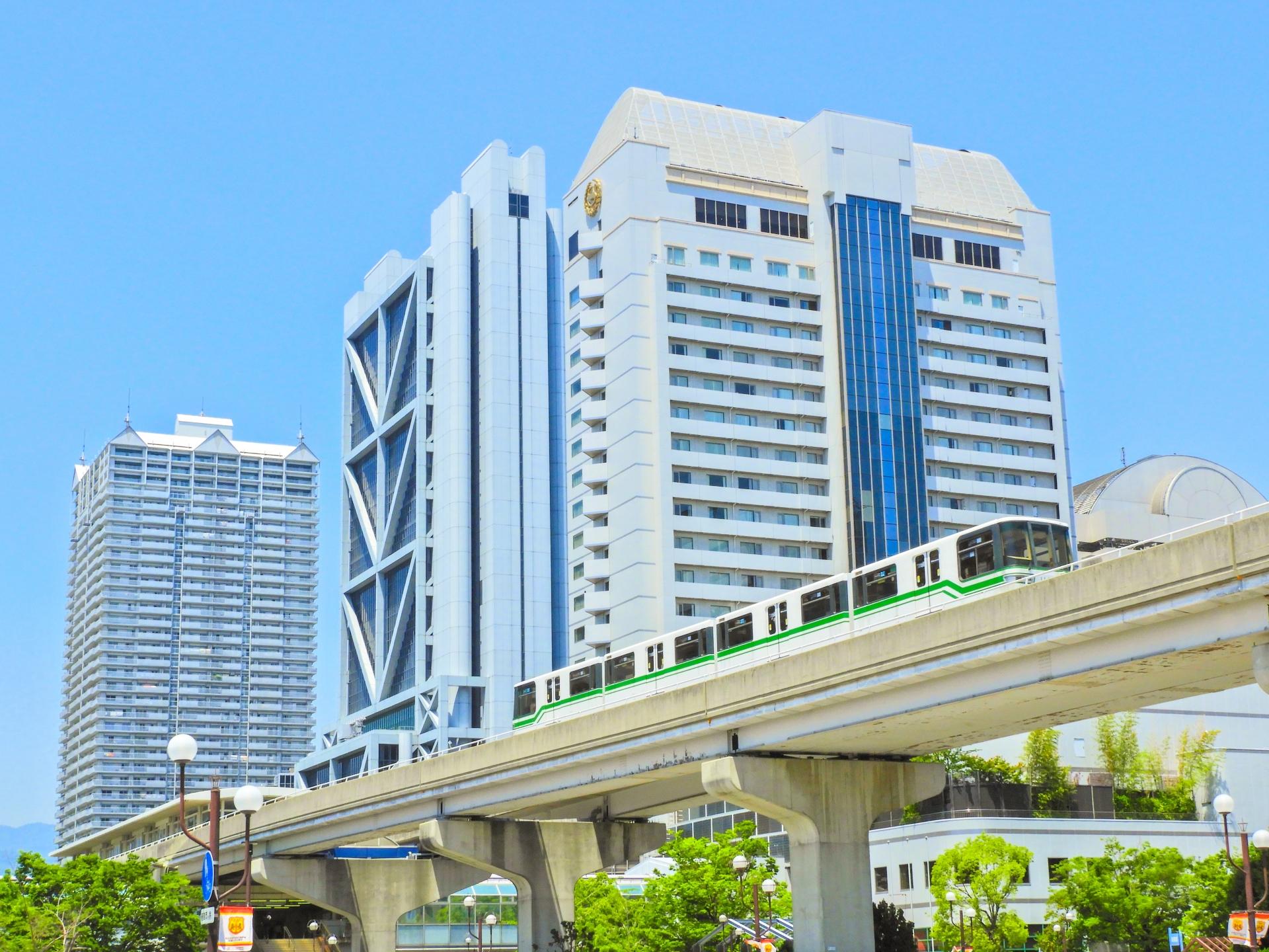 六甲アイランドは神戸で人気の観光スポット!見どころやアクセス方法は?
