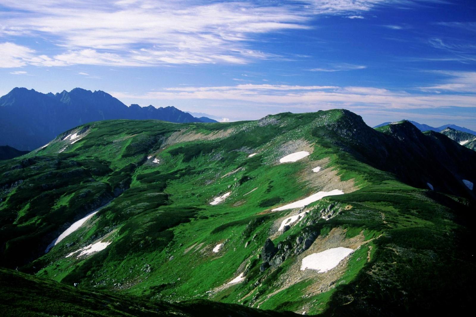 双六岳は美しい景色が広がる北アルプスの名山!おすすめのコースも紹介!