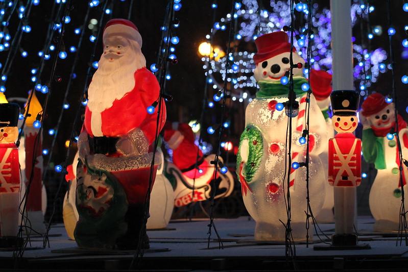 軽井沢でクリスマスを過ごそう【2019】デートに最適なイルミネーションも!