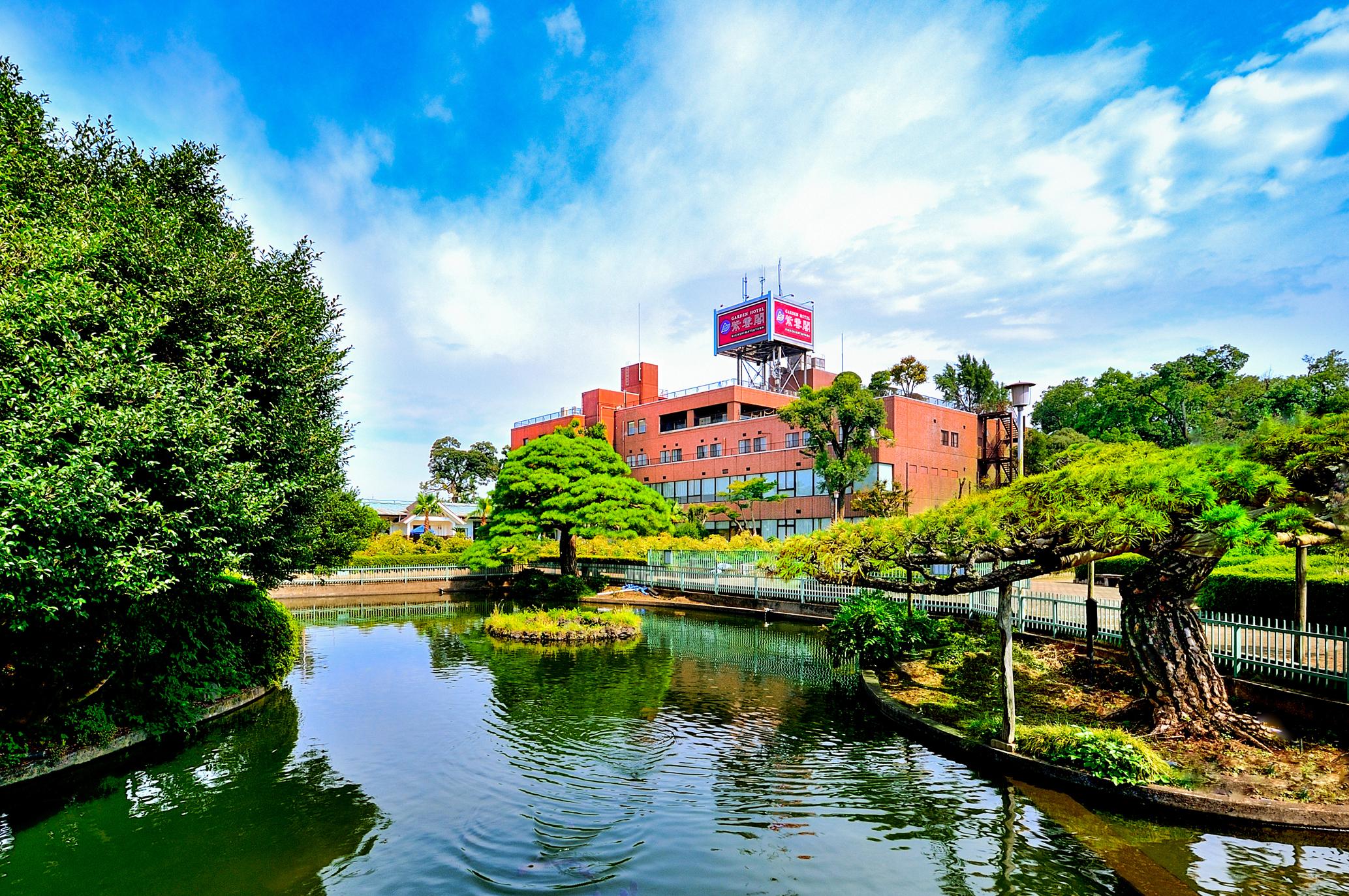 紫雲閣は家族連れにおすすめな宿泊施設!おしゃれなカフェもご紹介!