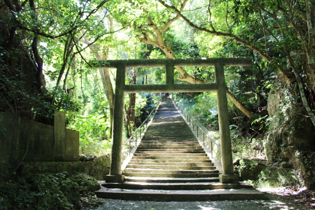 シルミチュー霊場は浜比嘉島のおすすめパワースポット!ご利益や行き方は?