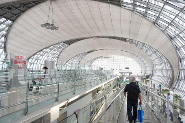 バンコクにある2つの国際空港の過ごし方!施設情報やアクセスもチェック!