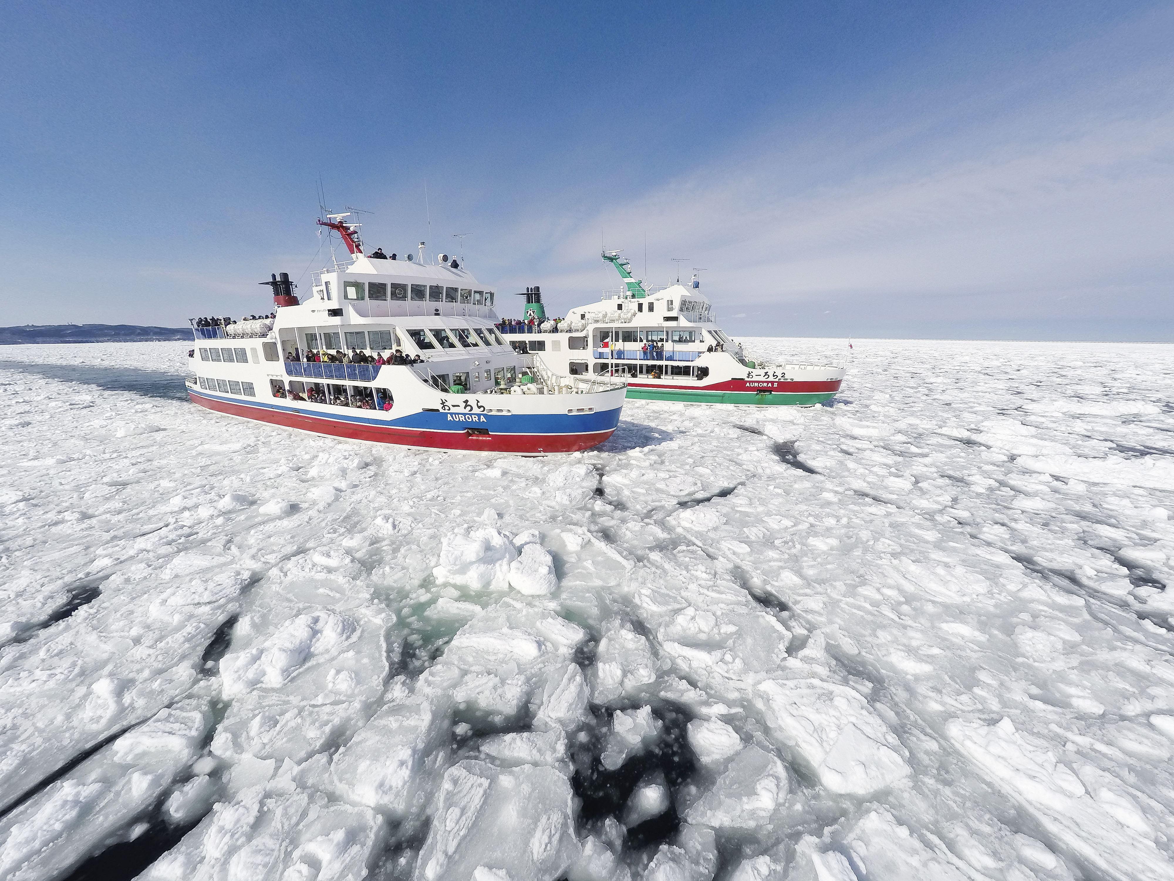 冬の流氷だけじゃない!?網走市の充実した観光スポット・グルメをご紹介!