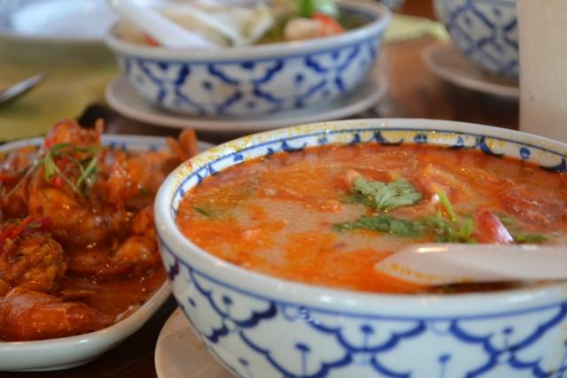 チャオバンブーは原宿の大人気タイ料理店!ランチやおすすめメニューを調査!