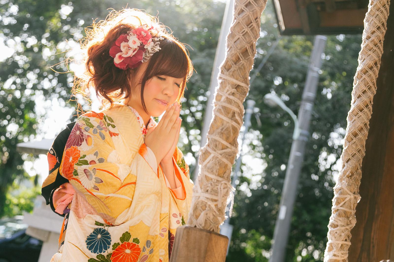 大原神社(大原大宮神社)は月毎・季節毎に変わる美しい御朱印が人気!