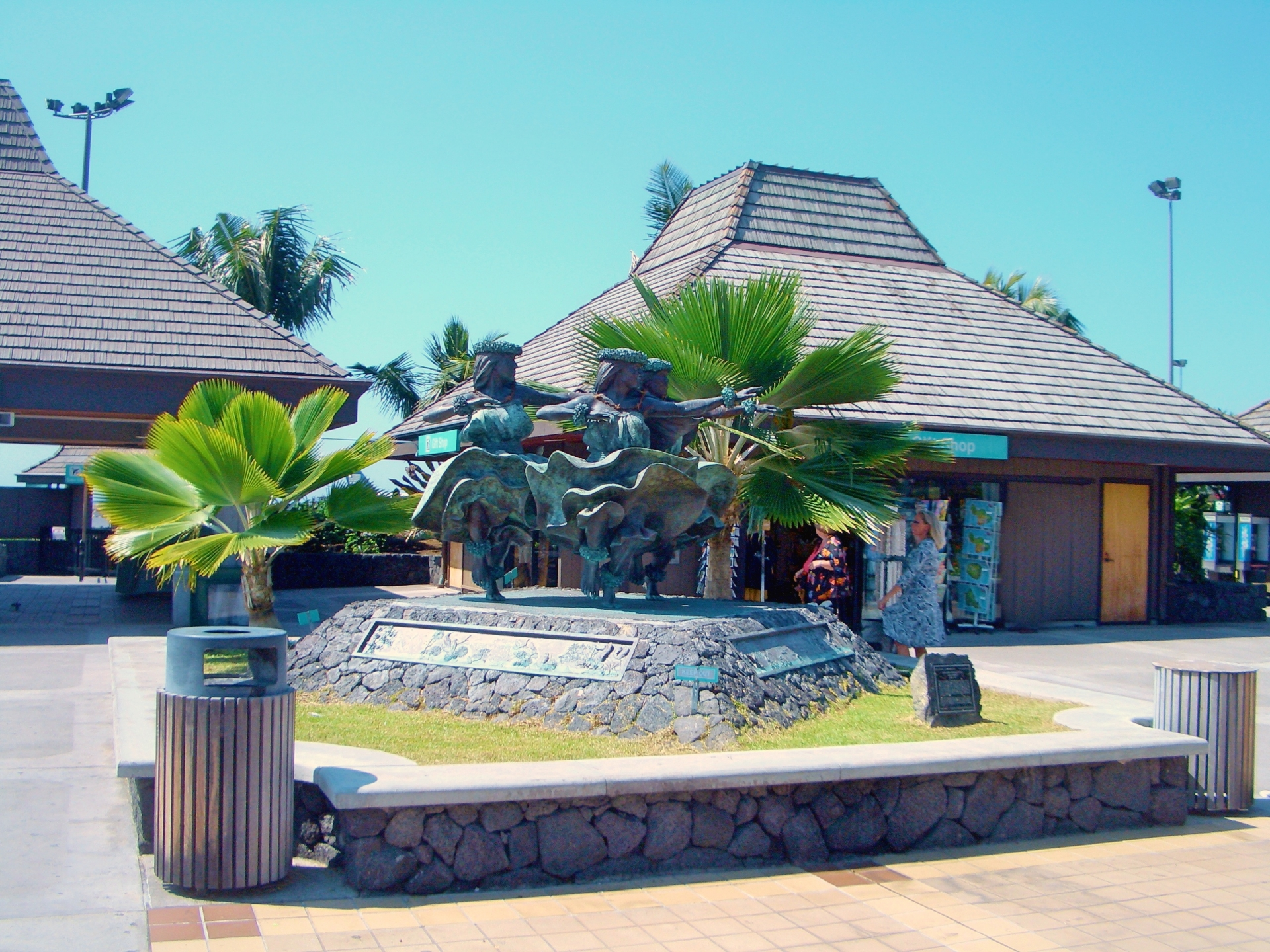 【ハワイ】コナ国際空港の過ごし方は?ラウンジや免税店売り場もチェック!