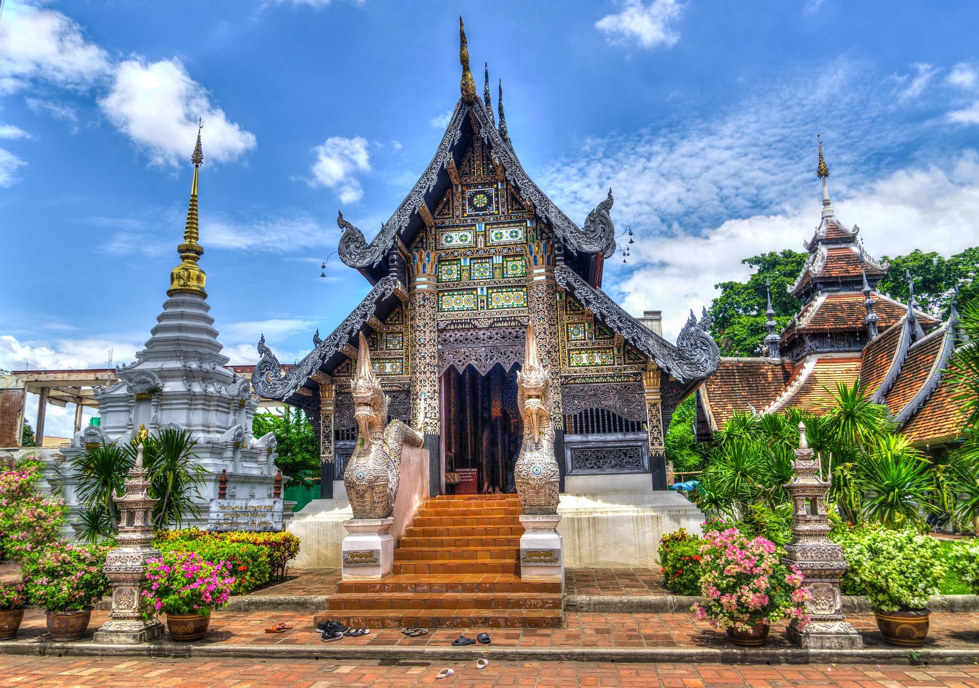 タイの雨季の時期を知って旅行を満喫!おすすめの服装や注意点は?