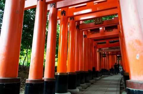 京都は名探偵コナンの聖地!迷宮の十字路など舞台になった場所を巡礼!