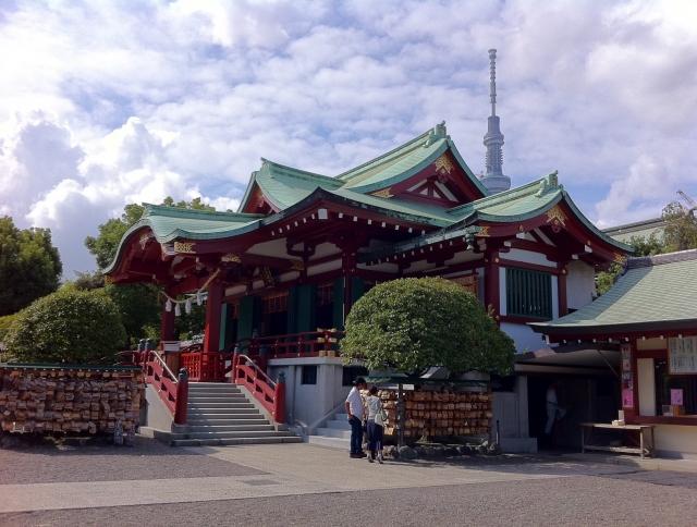 門前仲町の神社に参拝しよう!人気のスポットの見どころもご紹介!