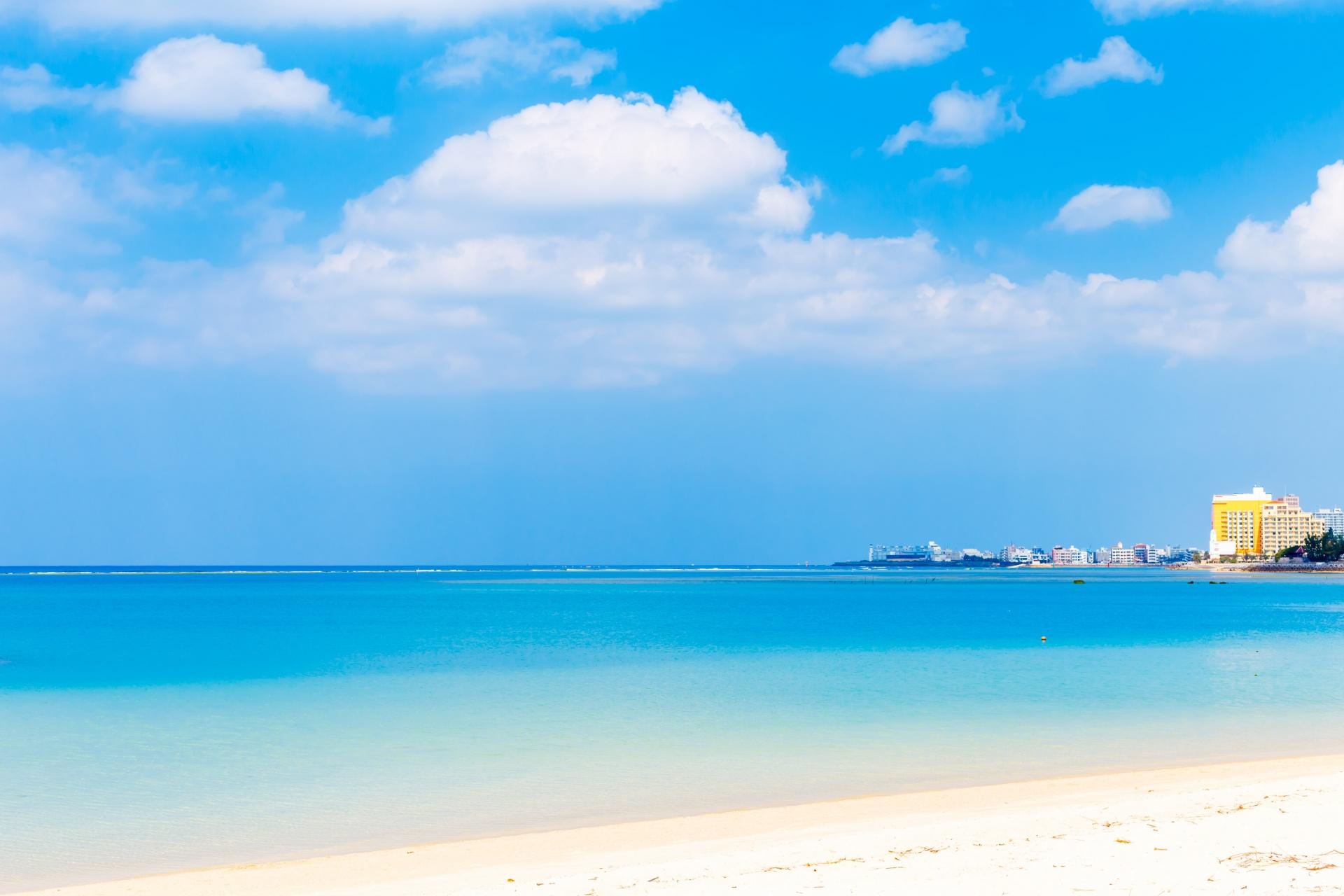 沖縄の海はいつまで入れるのかが気になる!海水浴シーズンを徹底リサーチ!