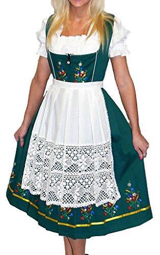 ドイツの民族衣装がかわいい&おしゃれ!ディアンドルの歴史や特徴も!