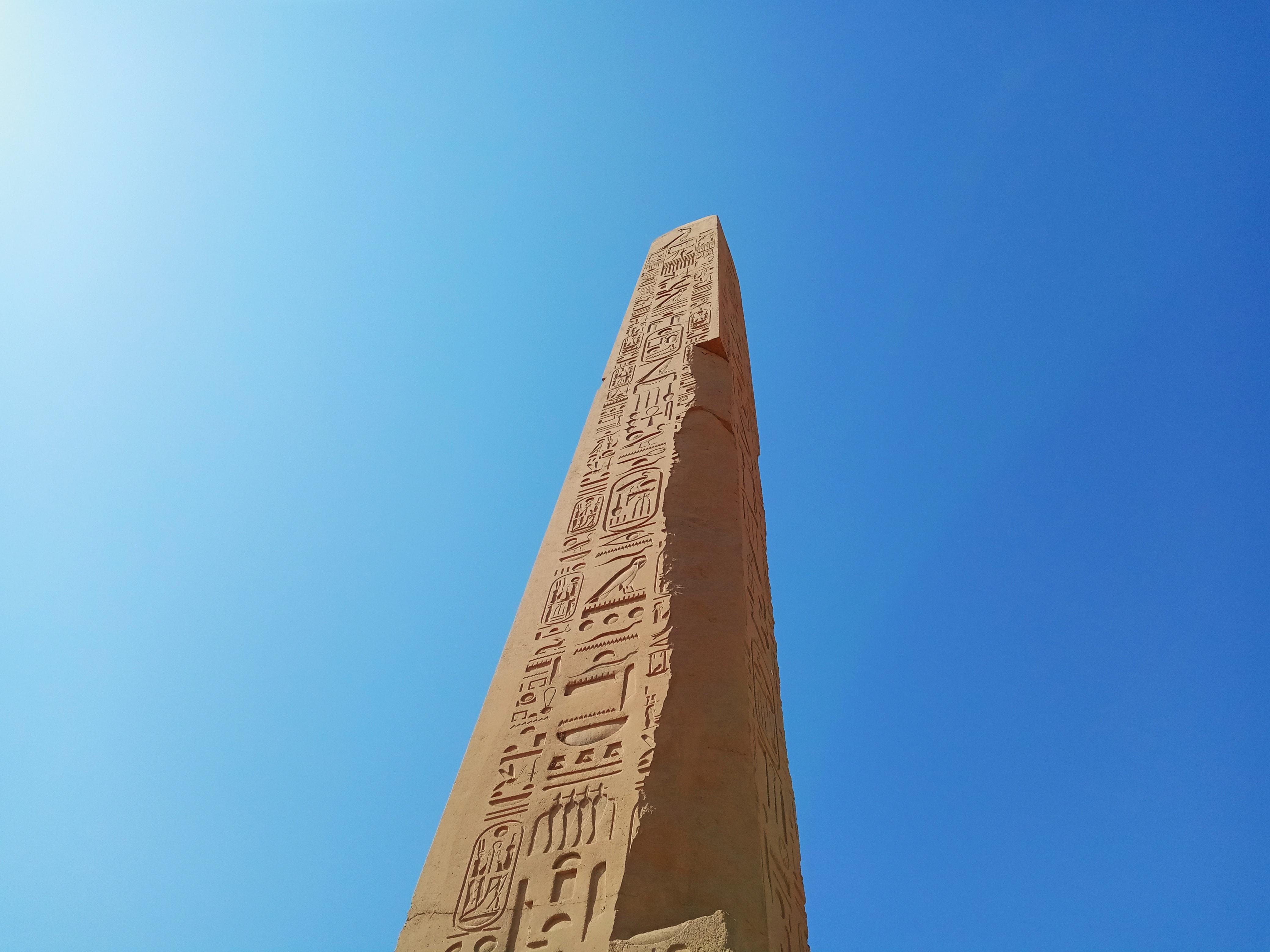 カルナック神殿はエジプトの世界遺産!見どころや行き方もチェック!
