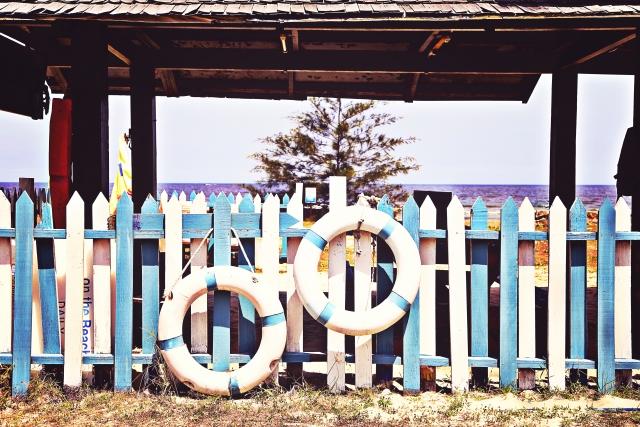 淡輪ときめきビーチはバーベキューも楽しめる人気海水浴場!アクセス・駐車場は?