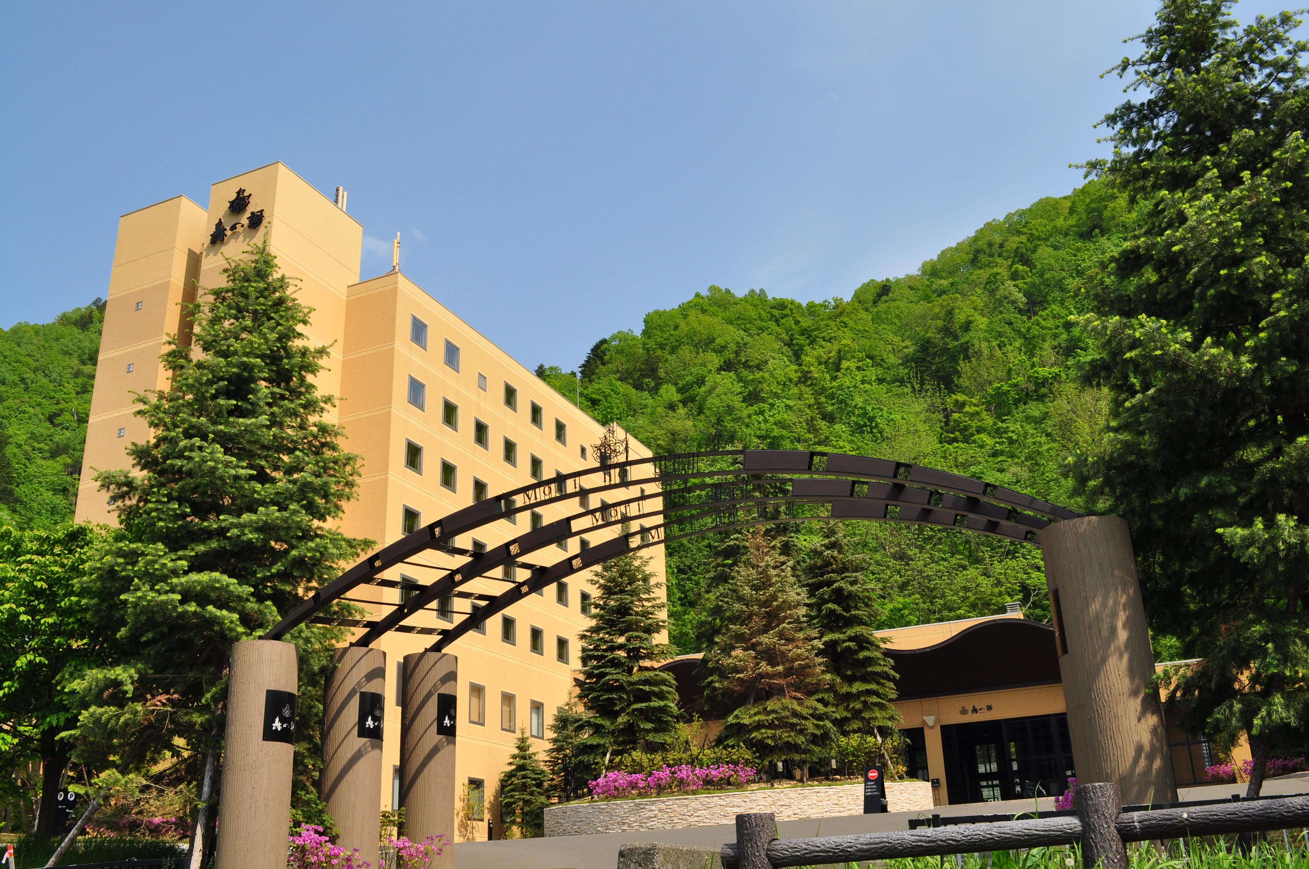 定山渓 鶴雅リゾートスパ 森の謌が話題!「森」を感じるホテルの正体とは!
