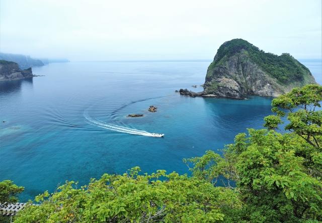 黄金岬の見どころまとめ!展望台から眺める積丹ブルー・ハート型の宝島にうっとり