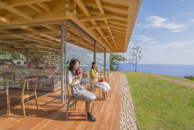 コエダハウスは熱海で話題の絶景カフェ!入場料やおすすめのメニューを調査