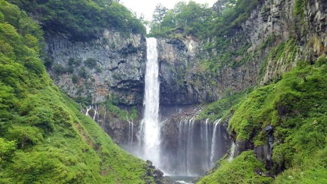 栃木の人気滝ランキングTOP7!日光などの絶景観光スポットを紹介