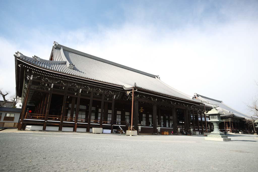 西本願寺には御朱印がない?参拝スタンプがもらえる場所や時間をご紹介!