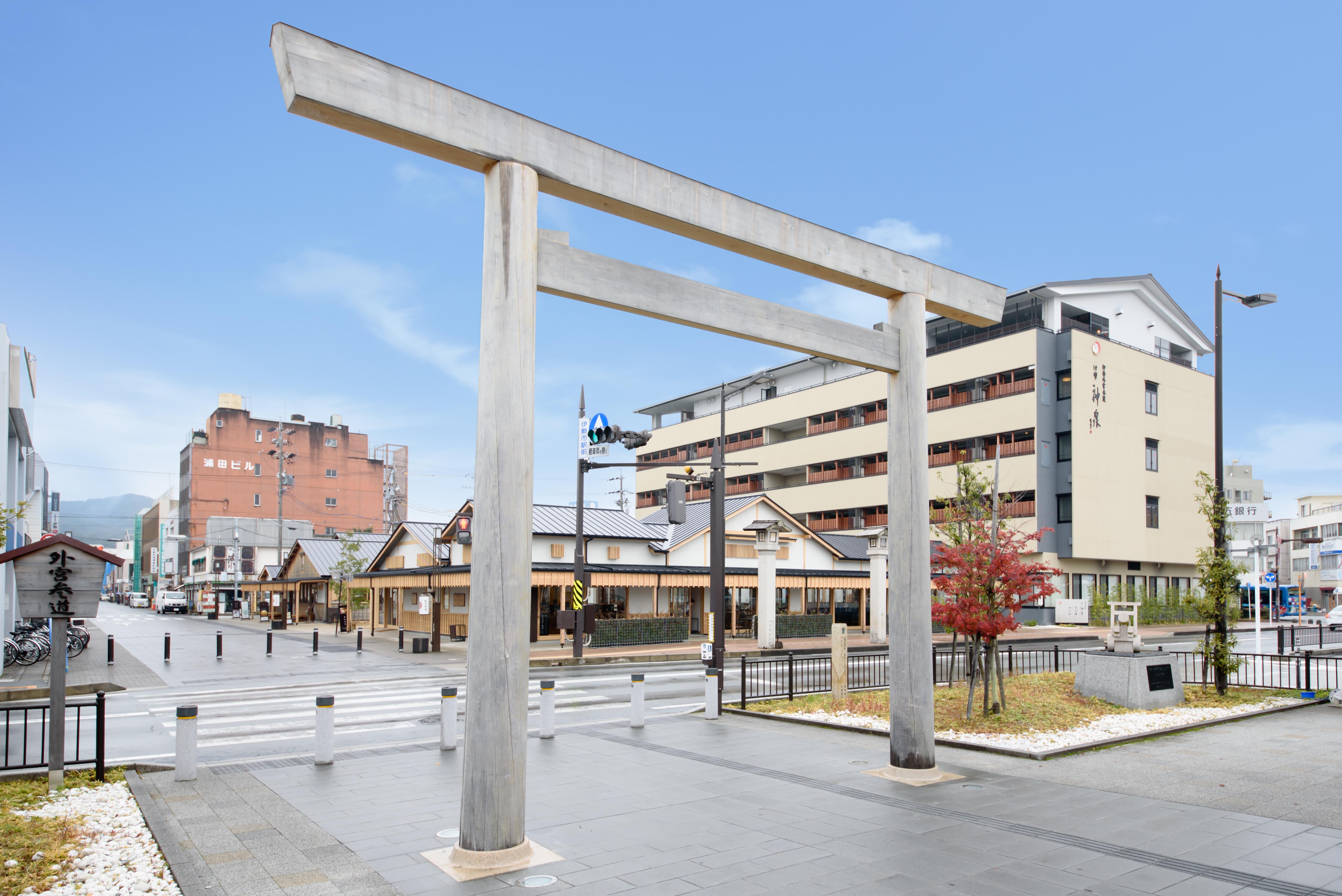 伊勢神泉は温泉が人気!おすすめの客室やレストランを紹介!