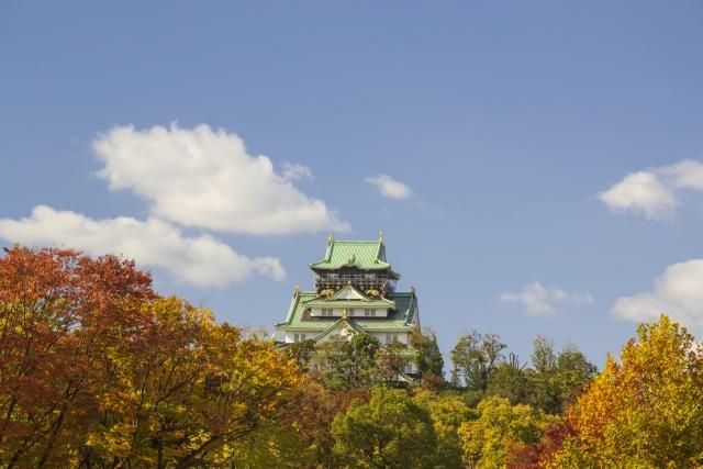【2020年】大阪城公園の紅葉特集!見頃の時期やおすすめスポットもご紹介!