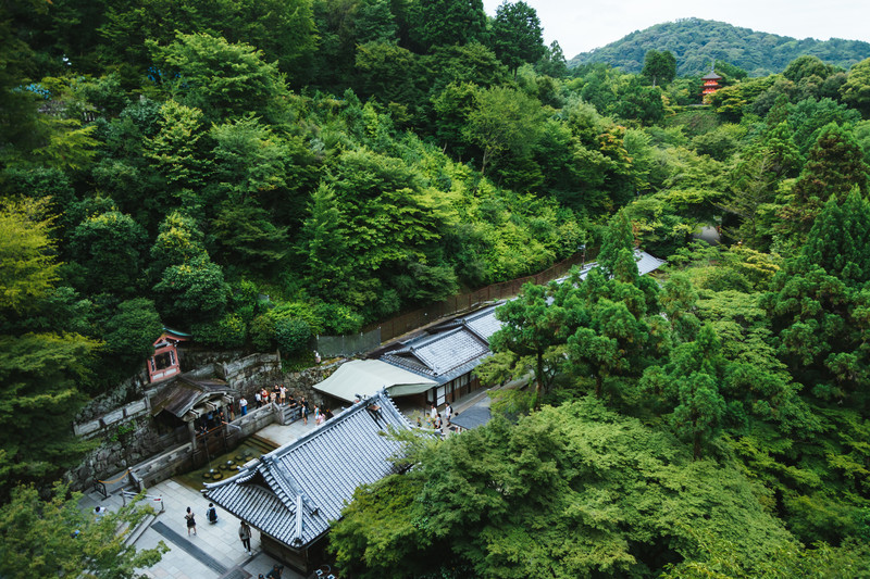 京都らしさを感じる町並み特集!観光や写真撮影におすすめのスポットをご紹介!