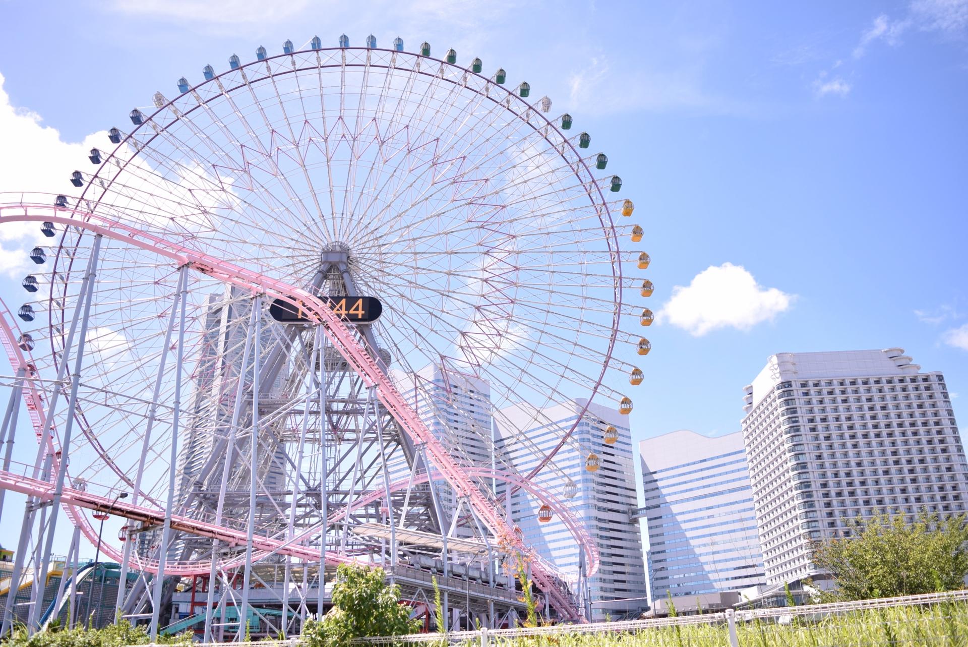 【横浜】子供におすすめの遊び場21選!無料で楽しめる所や室内の施設もあり!