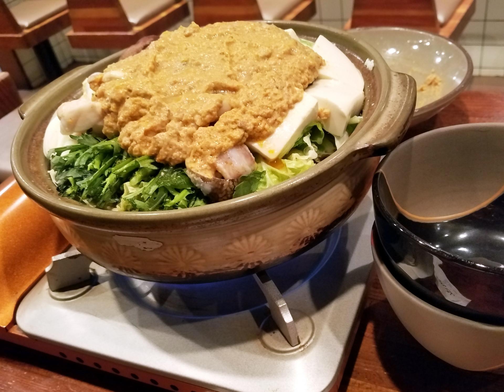 月島「ほていさん」は予約が取れない人気店!絶品あんこう鍋を味わおう♪