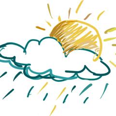 Cicadafall晴時雨