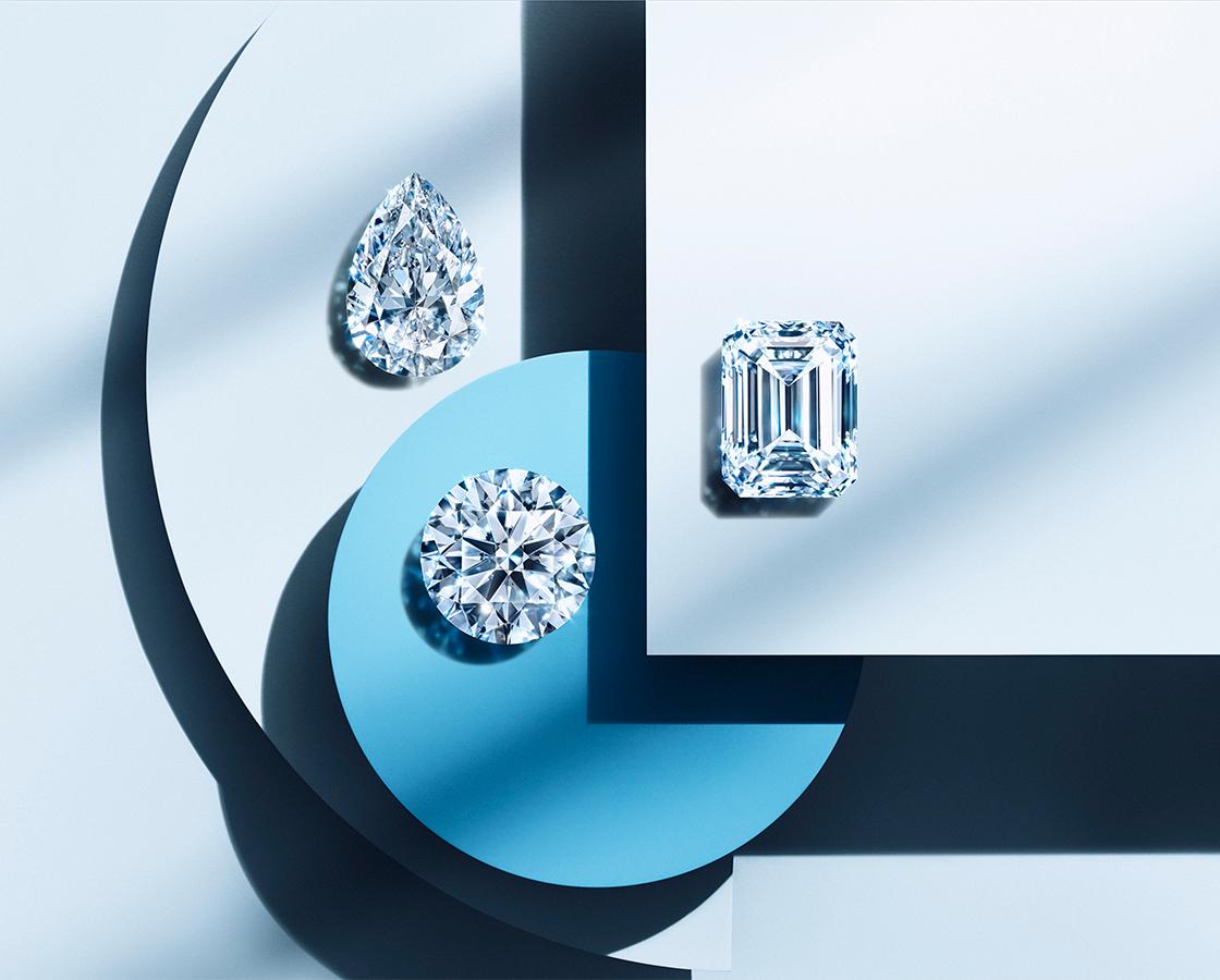 適正価格で高品質のダイヤモンドが選べるから!