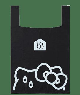 Hello Kitty×UOMO×N.HOOLYWOOD サウナ用ポリ袋セット