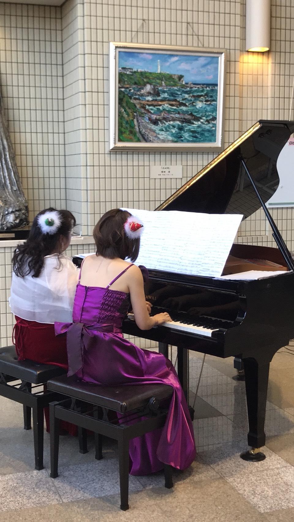 ピアノデュオ ミューチェの活動