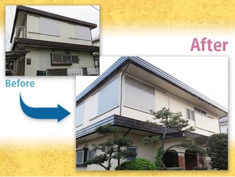 【施工事例】外壁塗装・屋根塗装 I様邸
