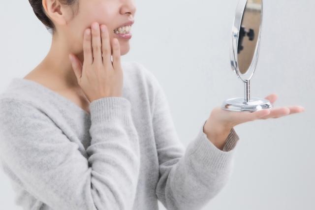 顎関節症のチェックリスト